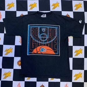 Vintage Starter Be The Game Tee Size Large (14-16)